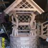 Домик на колодец-3