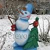 Новогодняя скульптура-2...