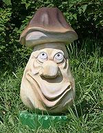 садовая скульптура Грибок