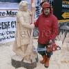 Резьба бензопилой на выставке в Москве-6