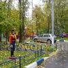 Парковая скульптура. Гусар