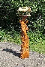 Кормушка  для птиц ''Белки-2''
