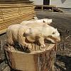 Скульптуры Медведи2...